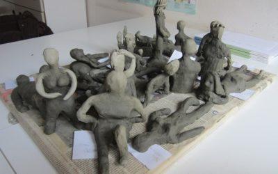 Kiparske in grafične delavnice – 8. r.