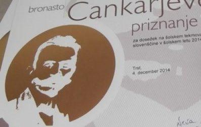 Rezultati državnega tekmovanja – Cankarjevo priznanje